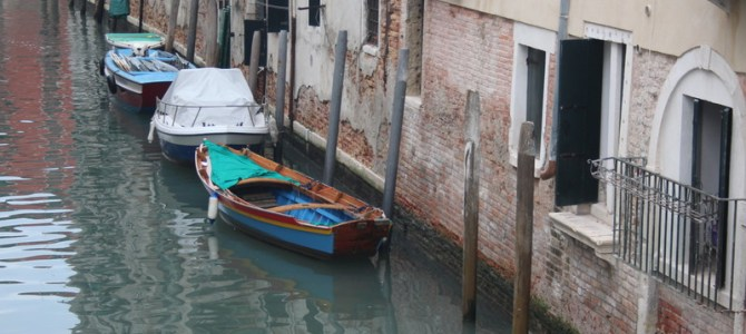 Canals of Venice (Photo Post)