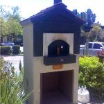 Central Coast Brewery Pizza Oven