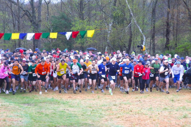2010 Start Line. Photo by Loop Fan.