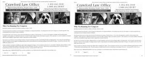 Crawford Blog - post comparison