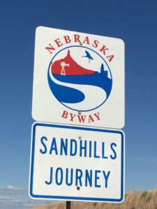 Byway Sign