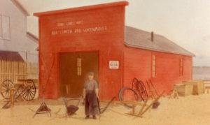 Kratochvil Blacksmith