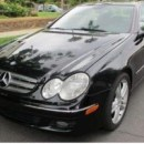 Mercedes Benz Clk 350