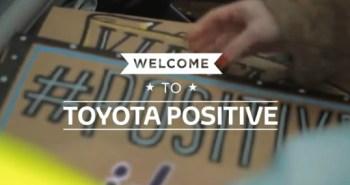 toyota positive