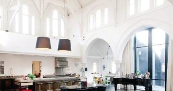 église désaffectée Kenmont Gardens North Kensington