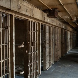 prison abandonnée Essex County Penitentiary