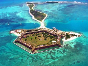 City Guide Floride Fort ile Dry Tortugas