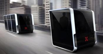 Next moyen de transport du futur
