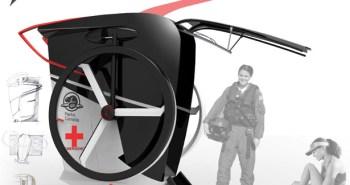 Sikorsky KANI avion à propulsion électrique individuel