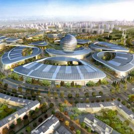 Crazy Kazakh City