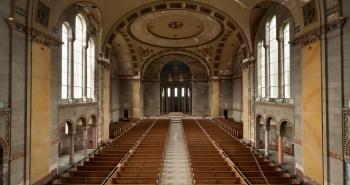 église de l'escroc Urbex America