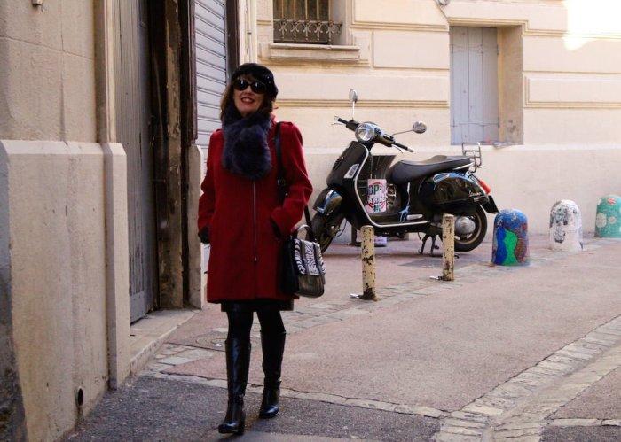 Mon manteau Balsamik-la provinciale.9