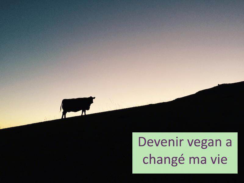 Devenir vegan a changé ma vie