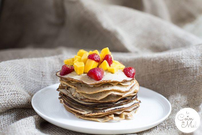 'Free From' Vegan Pancakes