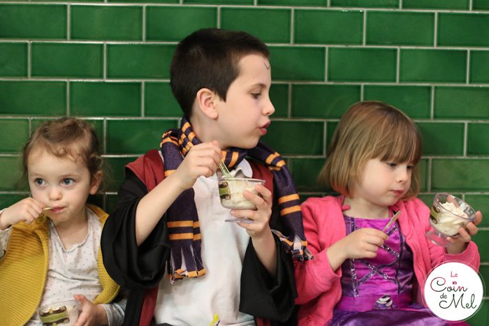 A Feast at the Harry Potter Studios
