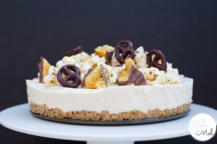 No-Bake Vanilla Cheesecake – a 'Free From' Recipe!