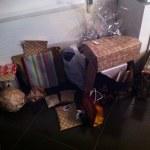 Quelques cadeaux chez Marraine