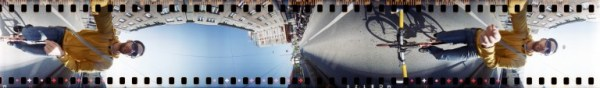 exemple de photos avec le spinner  360 lomography
