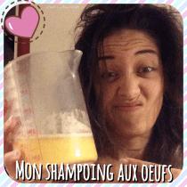 recette du shampoing naturel aux oeufs