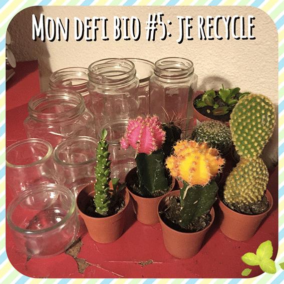 Comment recycler ses pots en verre?