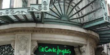 Les boutiques L K Bennet installées dans les Corte Inglès © Vanessssa-Flickr