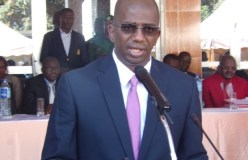 Abdoulaye Magassouba, Ministre des mines