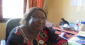 Mme Cissé Mousséi Bangoura, point focal  égalité du genre et droit reproductif