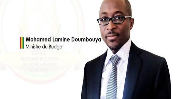 Ministre-budget