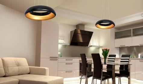 Lampa wisząca RONDO to nowoczesne oświetlenie w technologii LED (lampę znajdziesz pod linkiem https://goo.gl/vjkhlN )