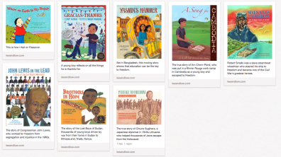 Books with Passover themes