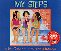 My Steps by Sally Derby