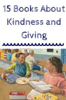 15 Books About Kindness and Giving