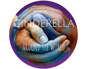 CINDERELLA world hands smaller