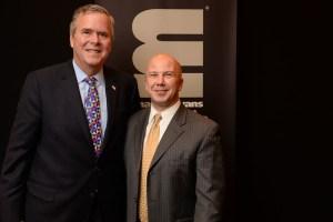 Jeb Bush & Lee Huffman