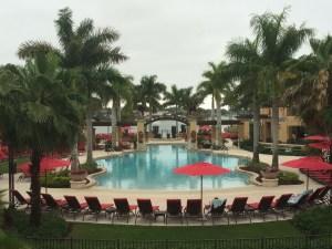 PGA National pool area