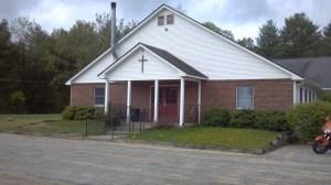 lage Church in Swanzey NH