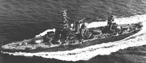 Ghost Battleship - U.S.S. Texas (You may want to read up on this...)