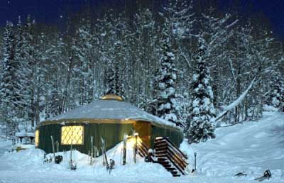 The Yurt's Experience