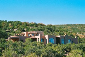 Contemporary Southwestern in Placitas