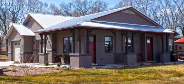 north valley casita custom home