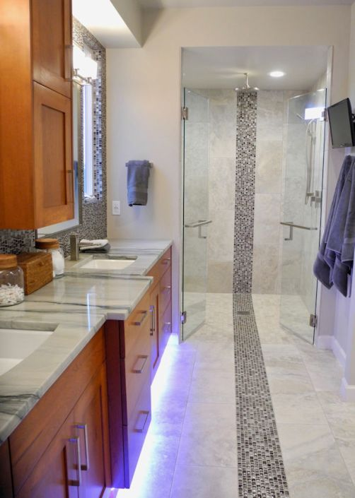 2017 Parade of Homes Bath and Shower