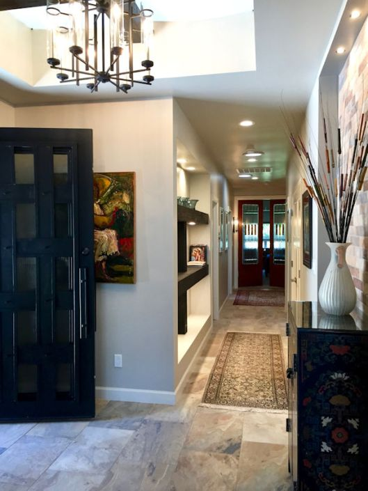 2017 Parade of Homes Entry Way
