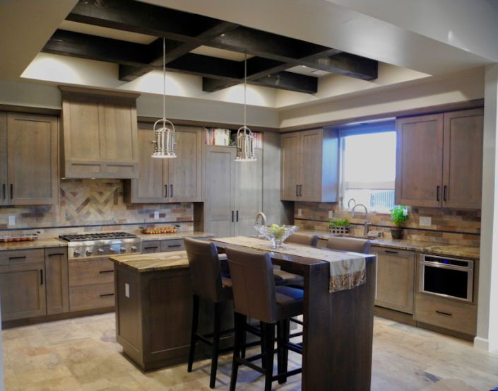 2017 Parade of Homes Kitchen
