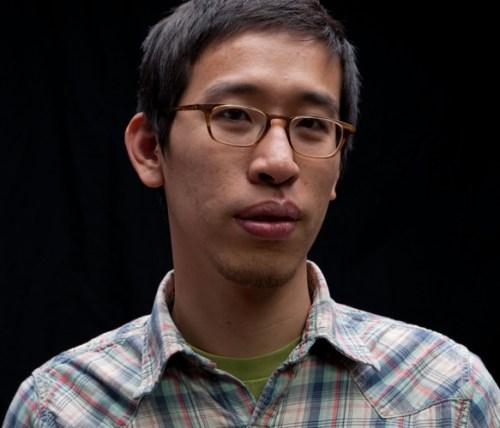 Portrait of Lee-Sean Huang by Jon Wasserman