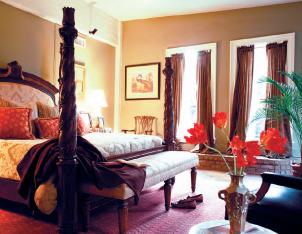 Lee Smith - Bedroom