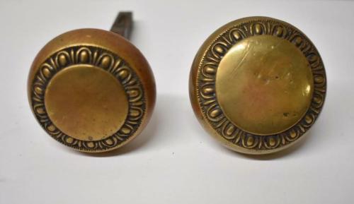 Medium Of Brass Door Knobs