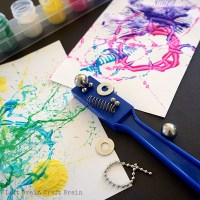 Five Minute Craft: Magnet Painting
