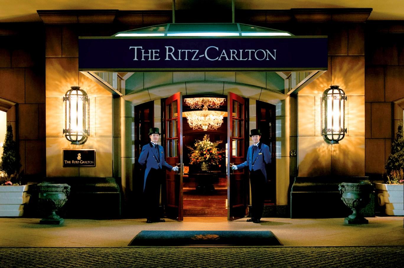 The Tokyo Ritz Carlton