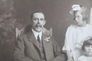 Dr. FW. Boreham, 1921