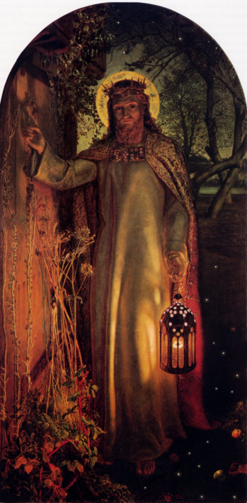 William-Holman-Hunt-Light_of_the_world